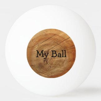 Customize Your Own Ping Pong Ball Ping-Pong Ball
