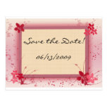 Customize your own Save the Date Post Card