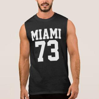 Customize your own sleeveless shirt