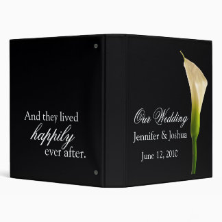 Customize your own wedding storybook ... binder