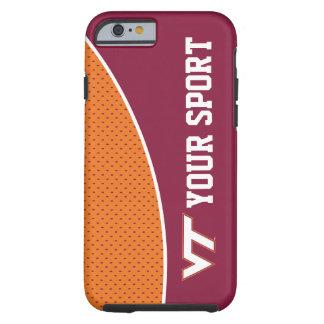 Customize Your Sport Virginia Tech Tough iPhone 6 Case