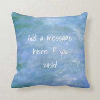Customize Your Throw Pillow