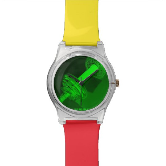 Customize Your Time For Gym 009 Watch