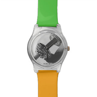 Customize Your Time For Gym 014 Wrist Watch
