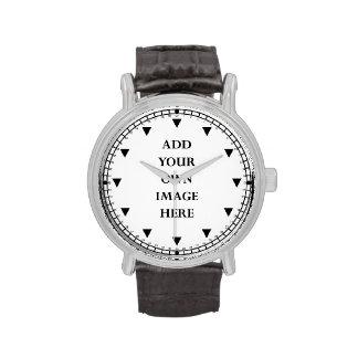 customize your triangle watch portrait