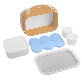 Customize Your yuba Lunch Box - Orange