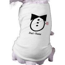 Customize Yourself Dog Wedding Shirt