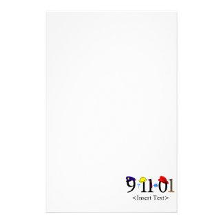 Customizeable 9-11-01  papeleria de diseño