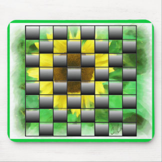 Customizeable Chessboard/Mousepad Mouse Pad