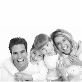 Customizeable Family Photo Sculpture