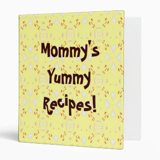 Customizeable Recipe Binder Mommy Yummy Recipes