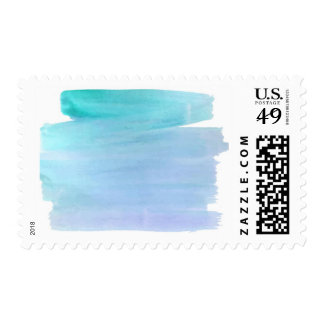 CUSTOMIZEABLE WATERCOLOR STAMP