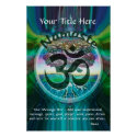 CustomizeABLEs - Namaste Poster (<em>$24.65</em>)