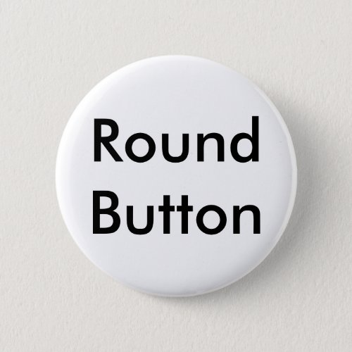 Customized 2 Inch Round Button