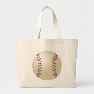 Customized Baseball Tote Bag