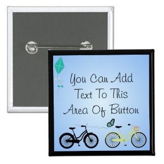 Customized Bicycles Button