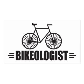 Customized Biking Business Card