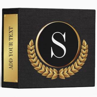 Customized Binder - Notebook