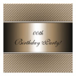 Customized Birthday Party Invitations