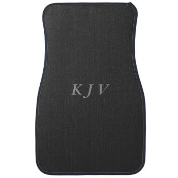 Customized Car Mats  -- Sets Of 2 Or 4 by creativeconceptss at Zazzle