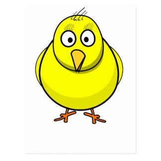 Customized Chick Postcard