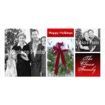 Customized Christmas Cards Custom Photo Card
