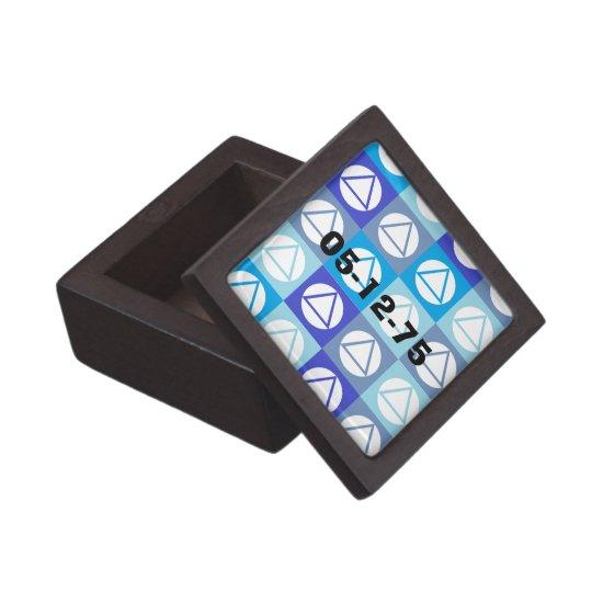 Customized Date Gift Box