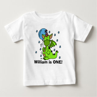 Customized Dragon Birthday T-shirt