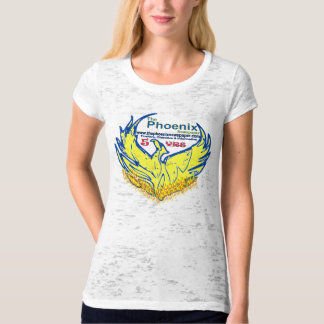 Customized for the phoenix newspaper launch T-Shirt