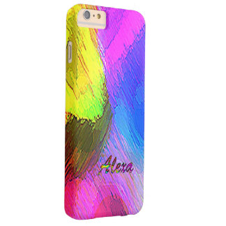 Customized Full color iPhone cover for Alexa