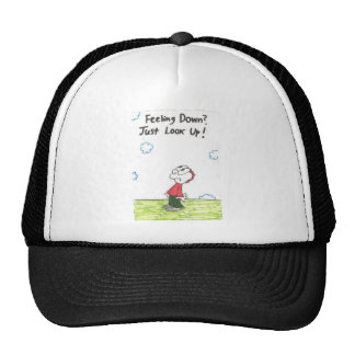 Customized Hat with funny church sign sayings