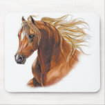 Customized Horse Invitations and Cards Mouse Pad