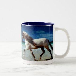 Customized Horse Invitations and Cards Mug