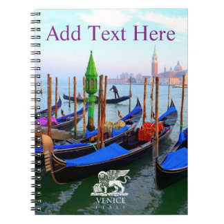 Customized Image of Gondola Station Notebook