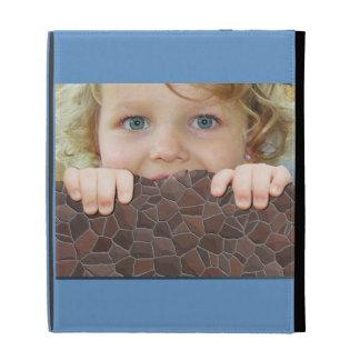 Customized iPad Mini Case Add Your Picture!! iPad Folio Cover
