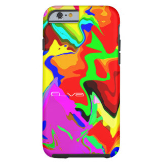 Customized iPhone case for Elva