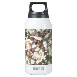 Customized Kaleidescope Insulated Water Bottle