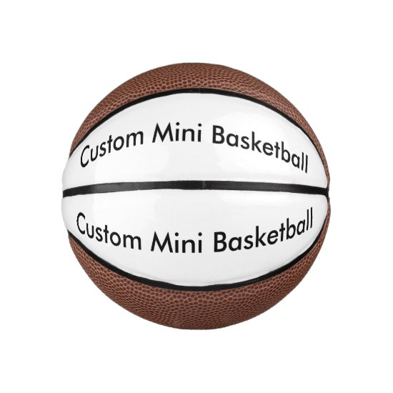 Customized Mini Basketball