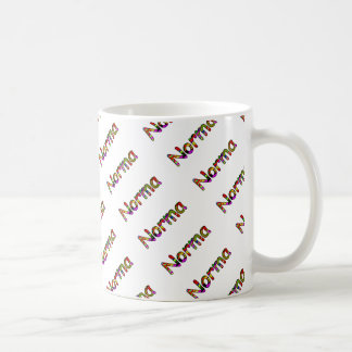 Customized Mug for Norma