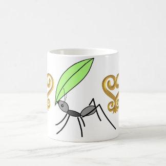 Customized  mugs with symbol of wisdom