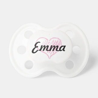 Customized Name Pacifier BooginHead Pacifier