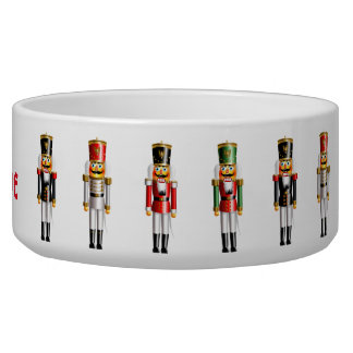 Customized Nutcracker Toy Soldiers Bowl