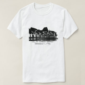 Customized Old Orchard Beach/Pier shirt !