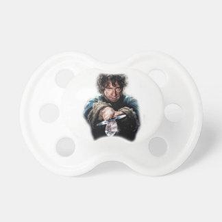 Customized pacifier Bilbo Handbag