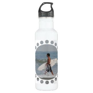 - Customized 24oz Water Bottle