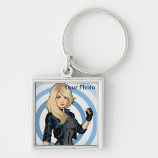 customized photo keychain