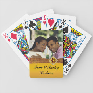 Customized Photo Playing Cards