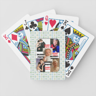 Customized Photograph Playing Cards