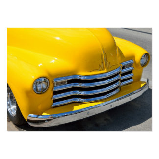 Customized Pickup Truck Large Business Cards (Pack Of 100)