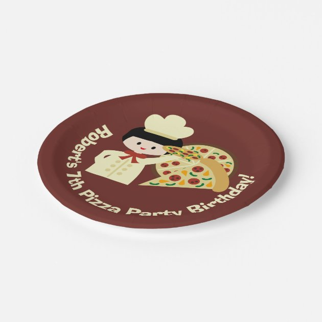 customized paper plates